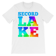 Secord Lake 2 short sleeve t-shirt