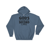 Secord Lake God's Hooded Sweatshirt