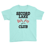 Secord Lake Bad Boy Youth Short Sleeve T-Shirt