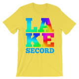 Secord Lake LAKE Short Sleeve T-shirt