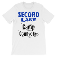 Secord Lake Camp short sleeve t-shirt