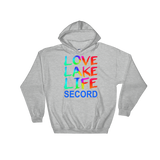 Secord Lake Love Lake Hooded Sweatshirt
