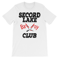 Secord Lake Bad Boy short sleeve t-shirt