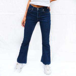 Levis Flare Jeans