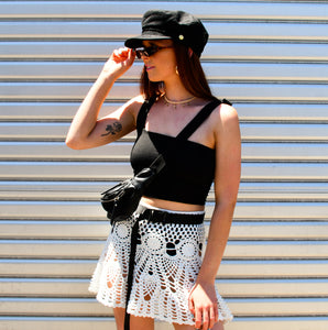 Zion Crochet Skirt