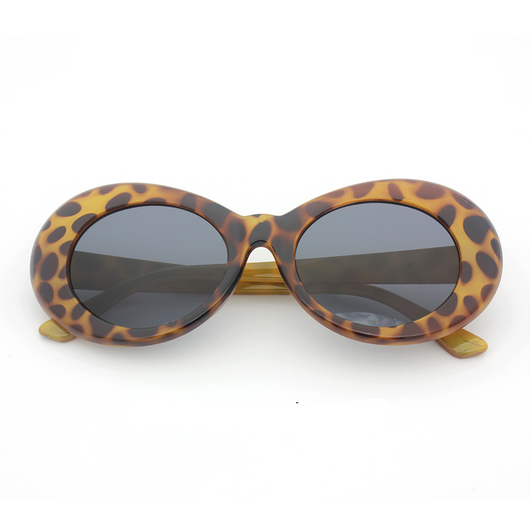 Cobain Sunglasses in Leopard