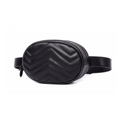 Venus Waist Pack in Black