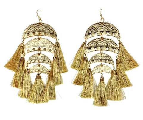 Cleopatra Earrings
