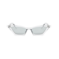 Gia Sunglasses in Clear