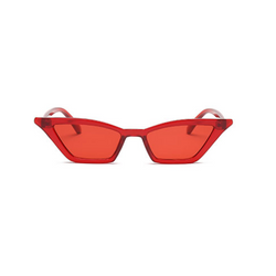 Gia Sunglasses in Red