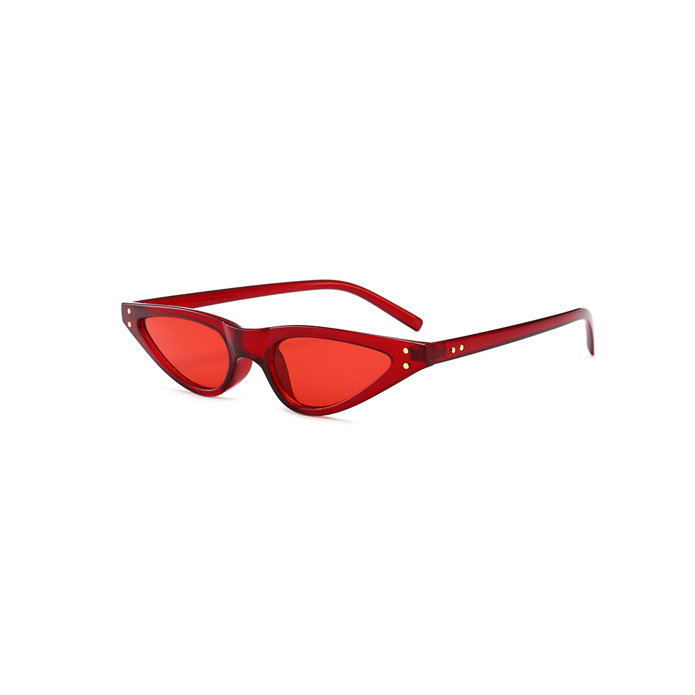 85114a2e2787 Jax Sunglasses in Red – Drenched In Jewels