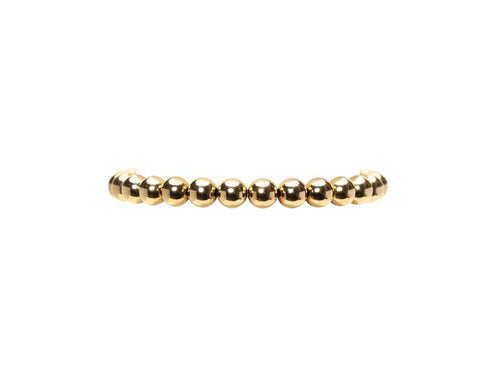 6mm Gold Filled Bracelet