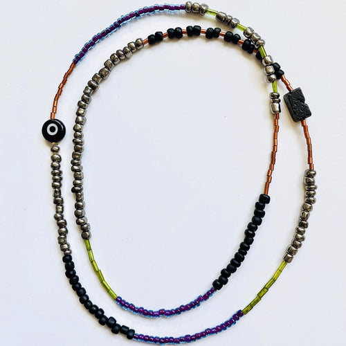 Dark Gem Necklace