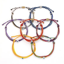 Duo Color String Bracelet
