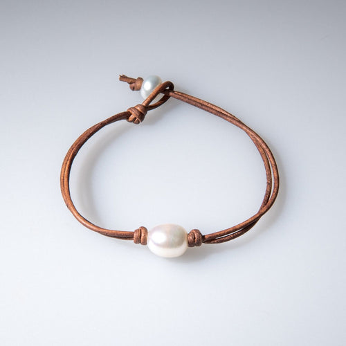Fresh Water Baroque Pearl Bracelet