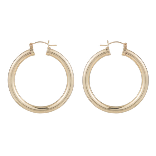 Hollow Hoops 40mm