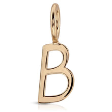 Essential Letter Charm