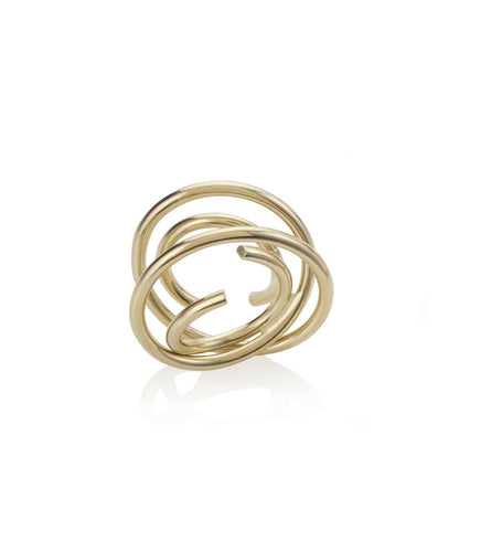 Multiple Circles Ring