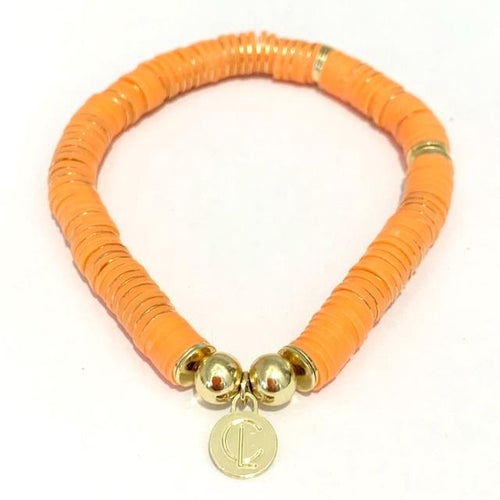 Seaside Bracelet, orange