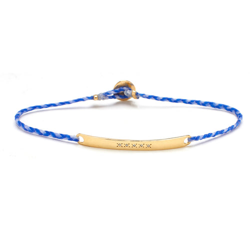 Signature ID bracelet with Diamonds