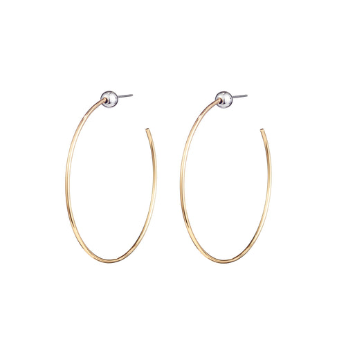 Icon Hoop Small (Two Tone)
