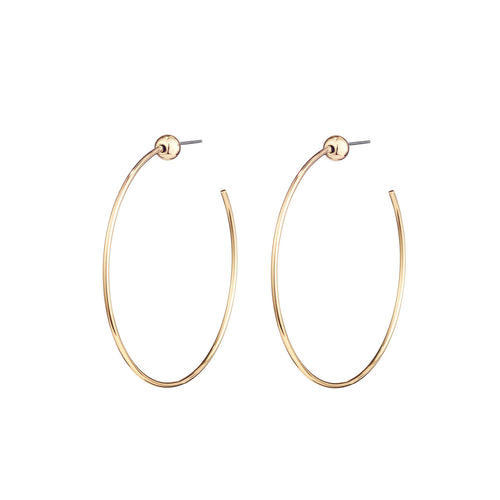 Icon Hoop Small (Gold)