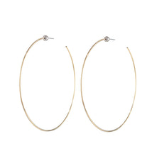 Icon Hoop Medium (Two Tone)
