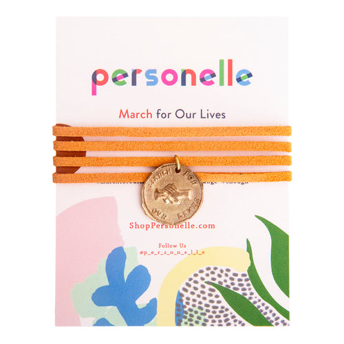 March For Our Lives Coin Necklace Or Bracelet