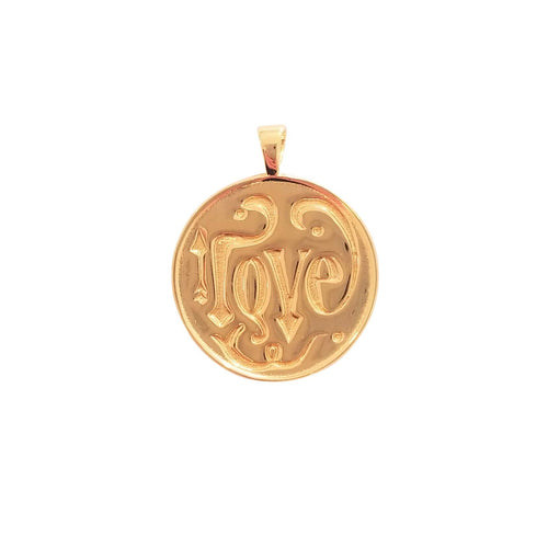 Hearts Find Me Love Pendant