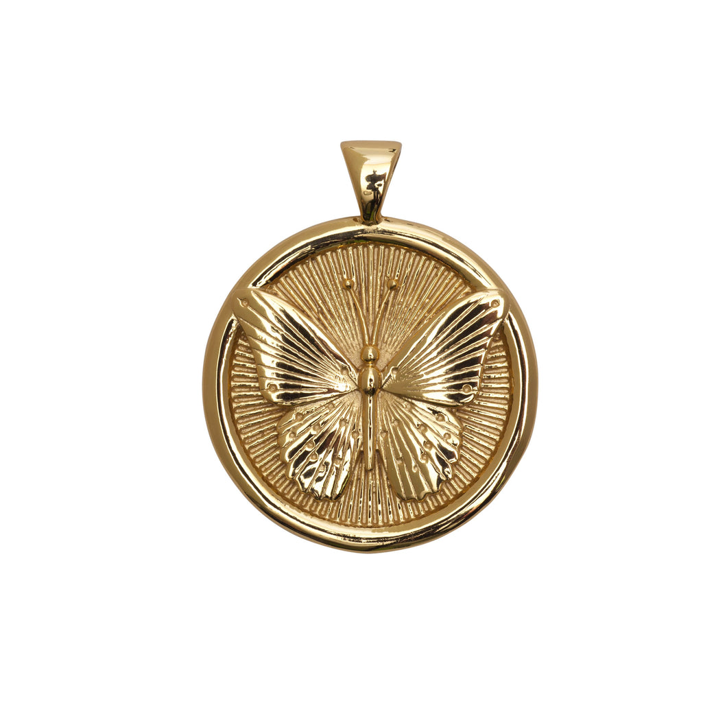 Free Small Pendant Coin