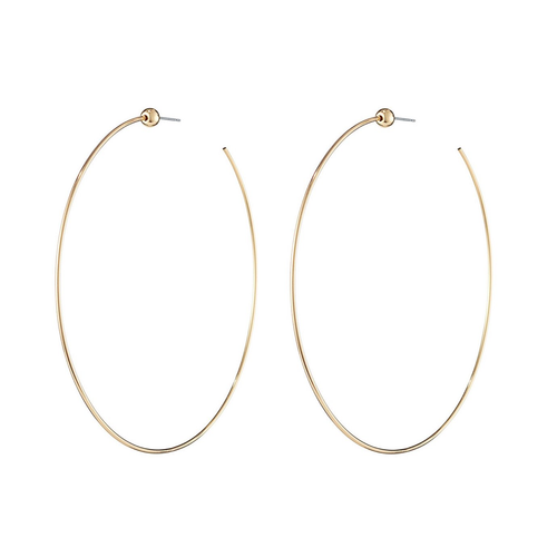 Icon Hoop Medium (Gold)