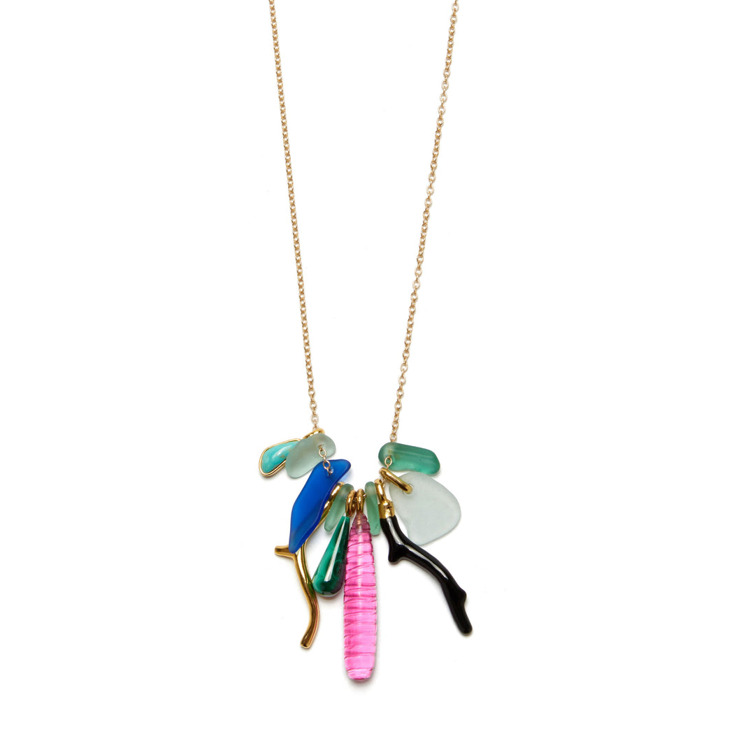 Ligurian Charm Necklace
