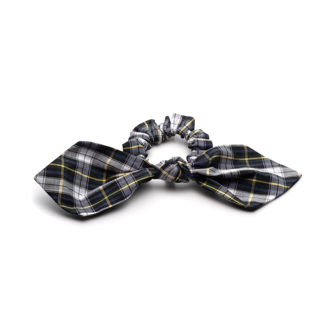 Classic Plaid Scrunchies