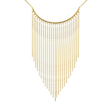 Sway Me More Fringe Necklace