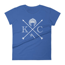 K.C. Chief Women's short sleeve t-shirt