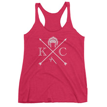 Women's K.C Chief tank top