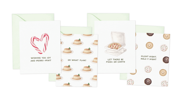 Amy Zhang Holiday Card Box Sets