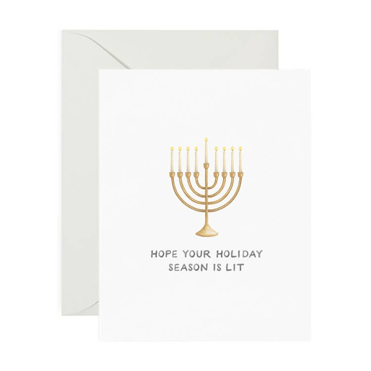 Lit Hanukkah Box Set