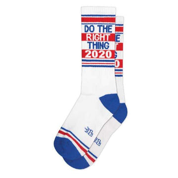 Do The Right Thing 2020 Socks-Socks-Miss Rosie Co.