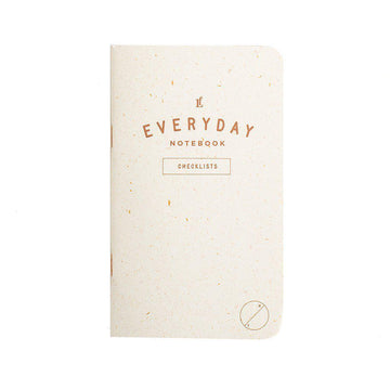 Everyday Checklists 2-Pack Notebooks-Notebooks-Miss Rosie Co.