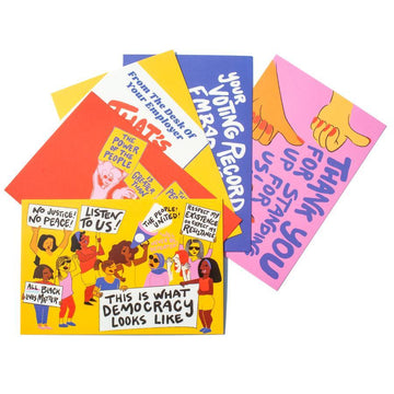 Everyday Protest Postcards-Postcards-Miss Rosie Co.