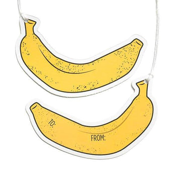 Feeling Bananas Gift Tags-Gift Tag-Miss Rosie Co.