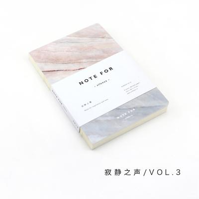 Japanese Marble Notebook-Miss Rosie Co.