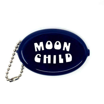 Moon Child Coin Pouch-Coin Pouch-Miss Rosie Co.