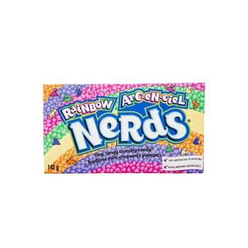 Rainbow Nerds Box
