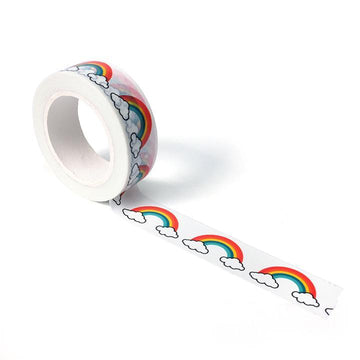 Rainbow Washi Tape-Washi Tape-Miss Rosie Co.