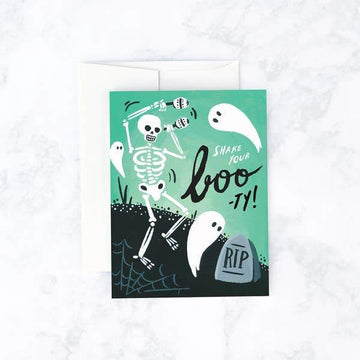 Shake Your Booty Card-Greeting Cards-Miss Rosie Co.