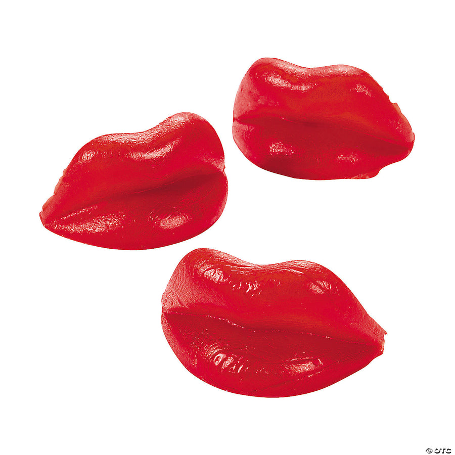 Candy Wax Lips