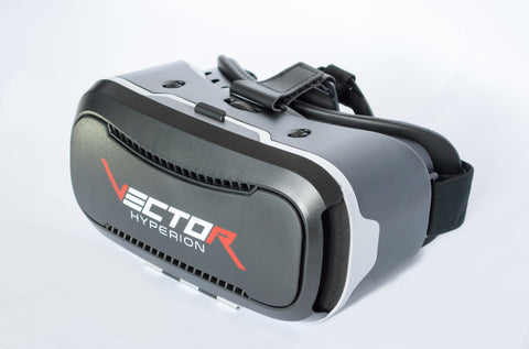 Vector Hyperion VRH-01 VR Headset with Android Bluetooth Joystick
