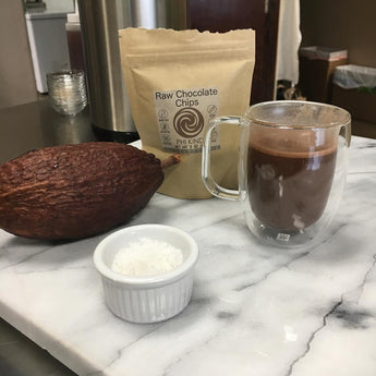 Our Favorite Warming Hot Chocolate